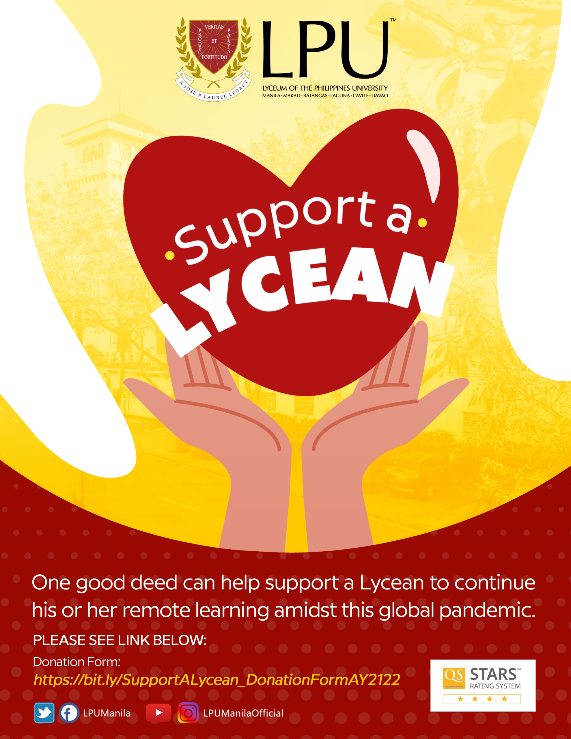 Support a Lycean Campaign